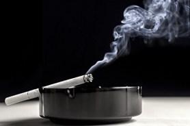 La combustion du tabac