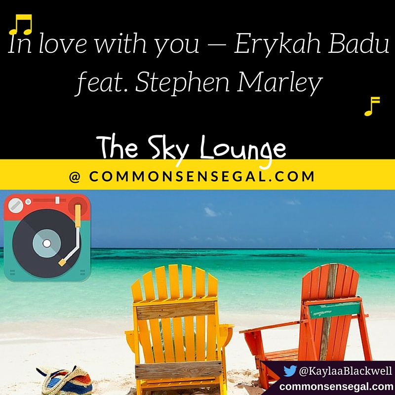 In love with you — Erykah Badu feat. Stephen Marley