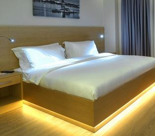 Current Home Trend ToeKick Lighting  InspiredLED Blog