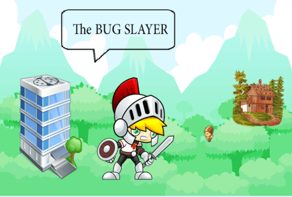 The Bug Slayer ⚔️ Instabug Hack Week, April 2-6, 2017