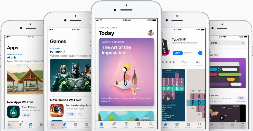 iOS 11 Developers Features