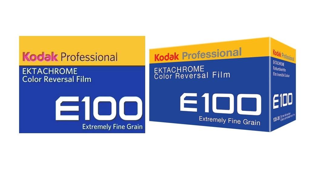 Ektachrome-E100