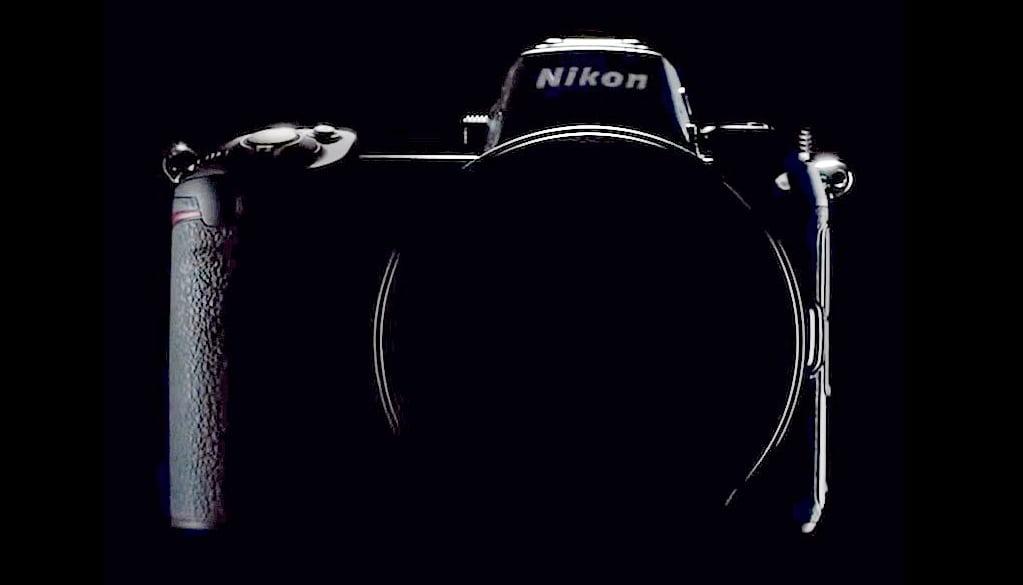 Nikon-Mirrorless-Body