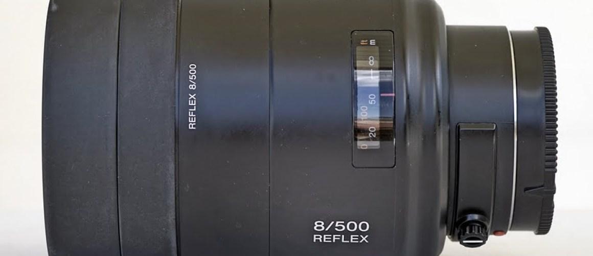 Sony-Reflex-500mm-f8