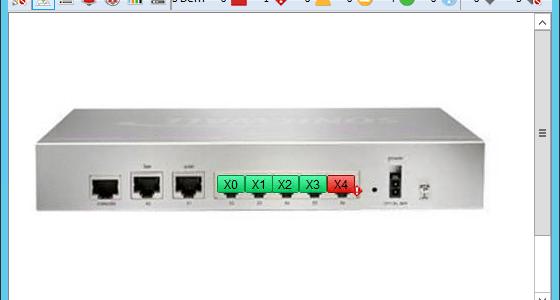 Visualiser l'état des ports réseau avec Intermapper