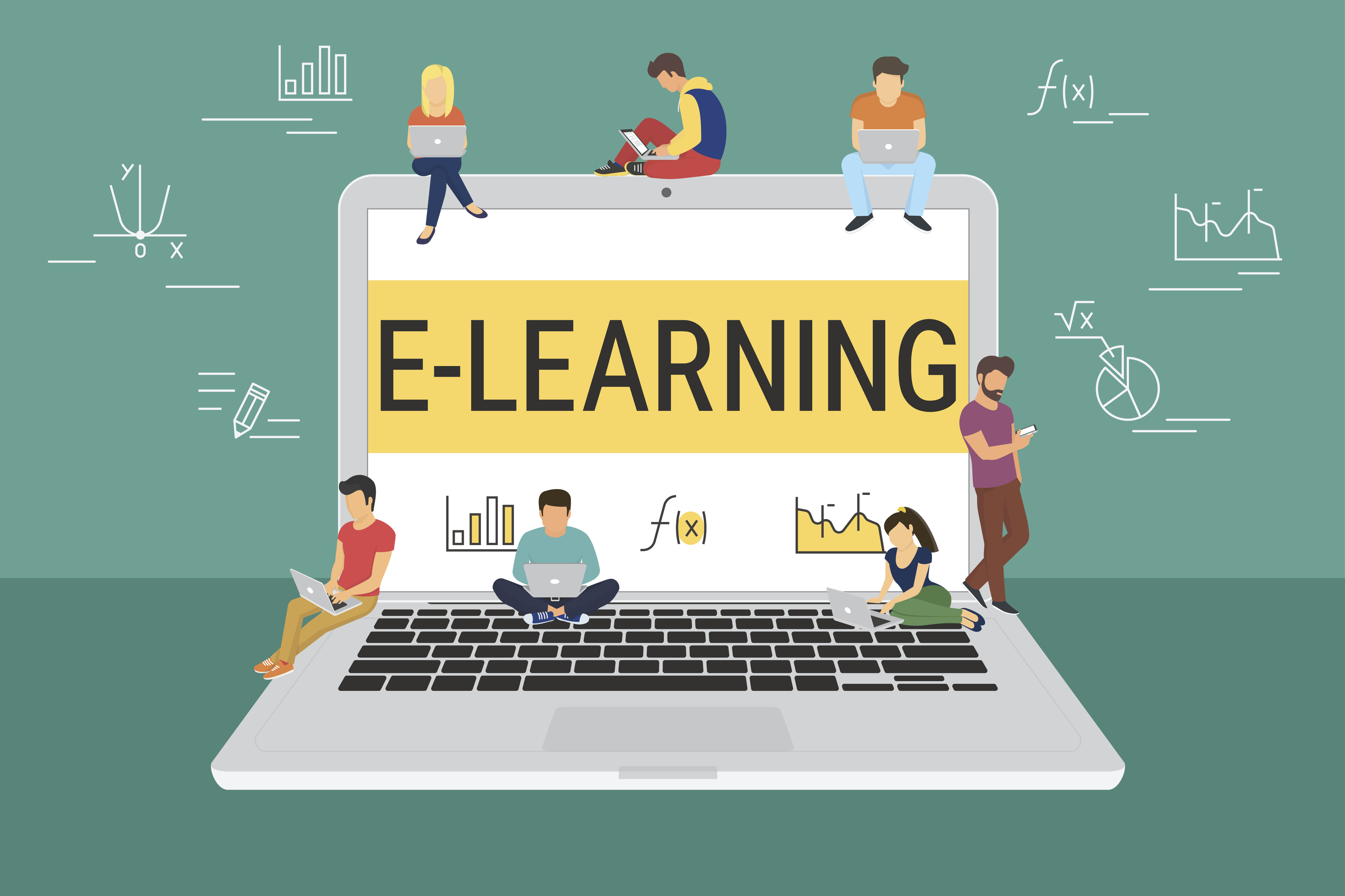Busting the myths about Elearning