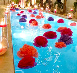 throw a diy pool