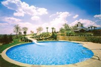 Big Swimming Pools With Slides Style - pixelmari.com