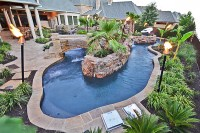 Backyard Pool With Lazy River | Outdoor Goods