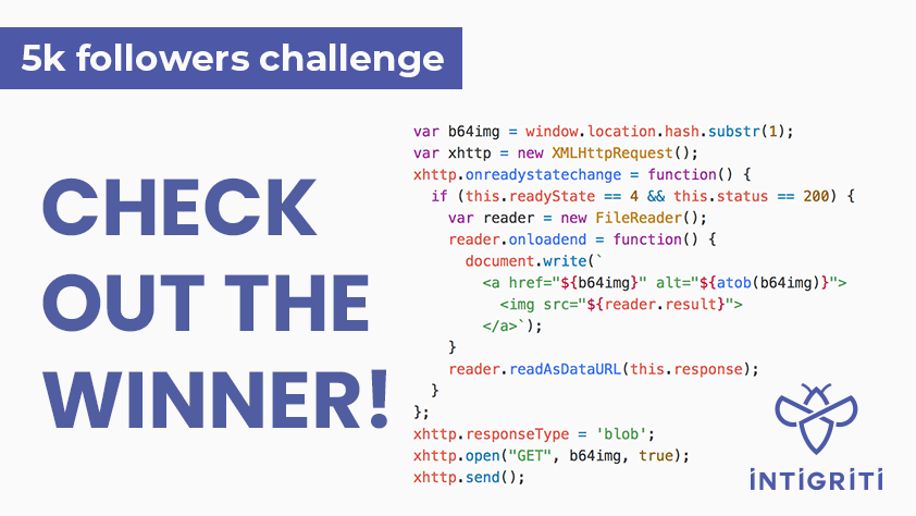 How our community hacked our own XSS challenge