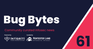 Bug Bytes #61 – Facebook Account Takeover, @thedawgyg's Darknet Diaries and Bug Bounty Millionaire @inhibitor181