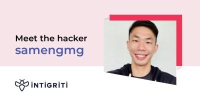 Meet the Hacker - Samuel Eng