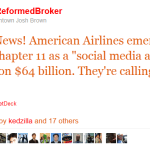 tweets from financial advisor, joshua brown