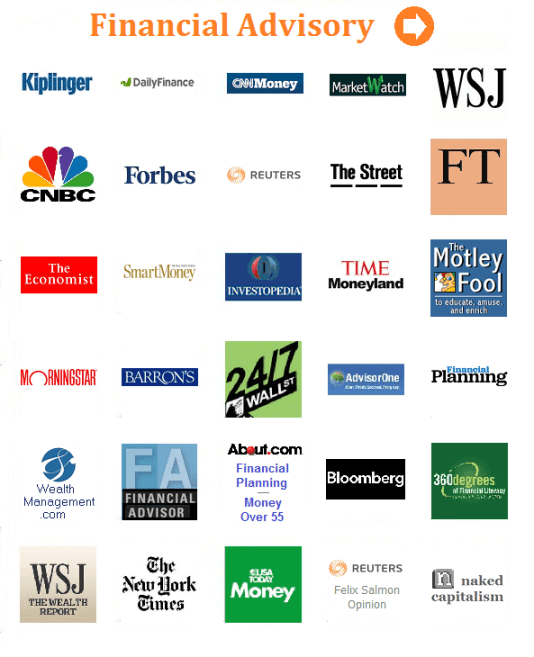 financial content sites for curation