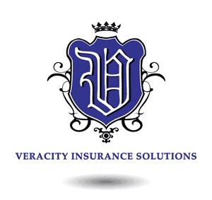 insurance emblem logo design