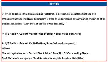 What is P/B Ratio