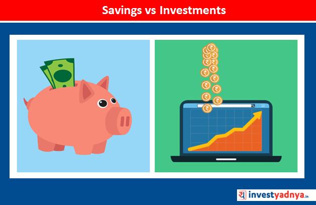 Savings vs Investments