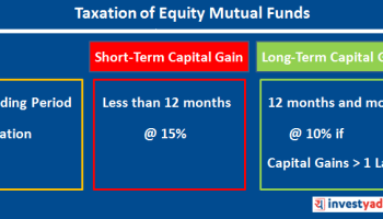 Mutual Funds Taxation