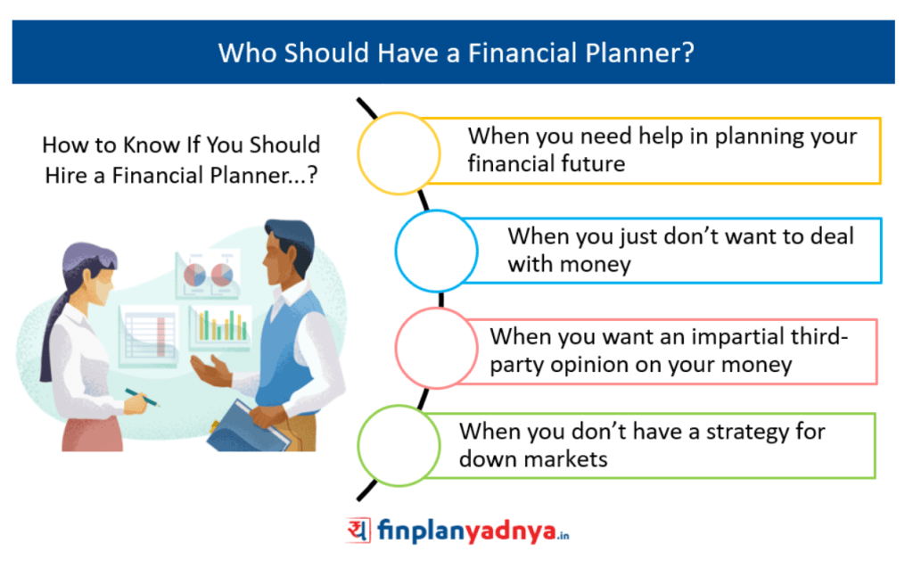 Who Should Have a Financial Planner?