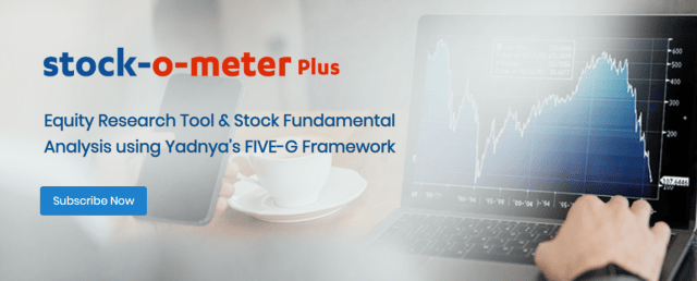 Equity Research Tool & Stock Fundamental Analysis by Invest Yadnya