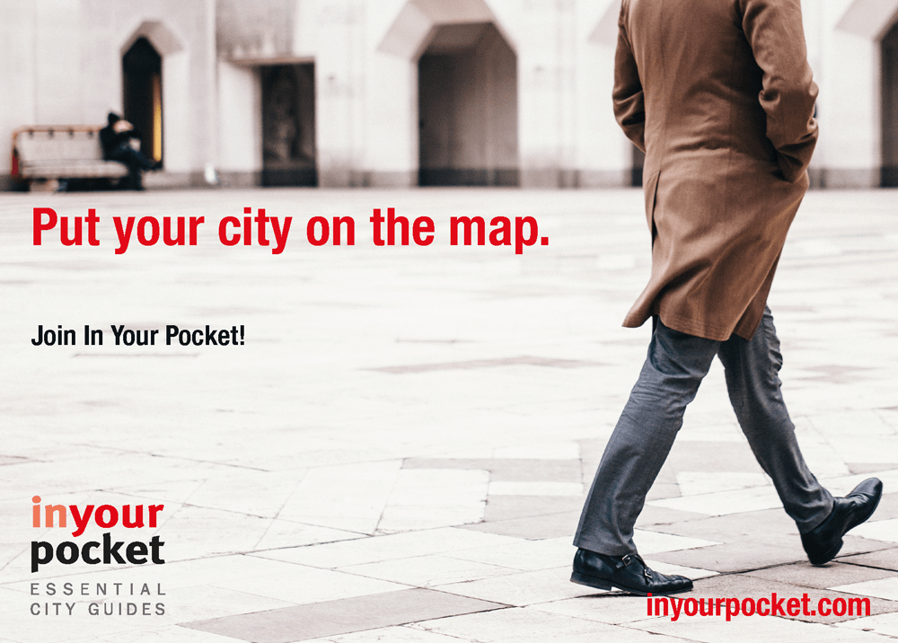 JOIN IN YOUR POCKET!