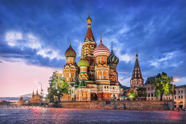 Moscow - one of the most expensive cities in Europe