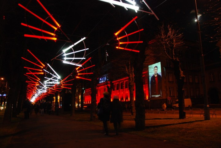 Europe's Top November Events - Staro Rīga Light Festival