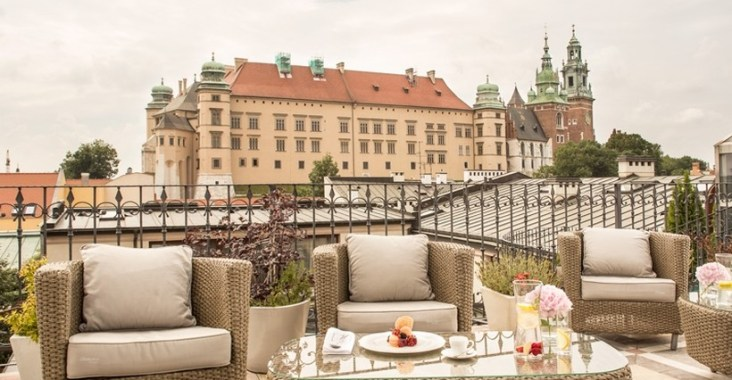 best hotel with views in europe
