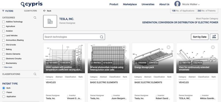 Company Pages