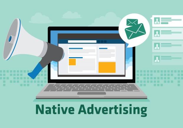IPOG, Native ads, Publicidade