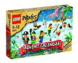 LEGO Piraten Kalender, AMAZON: EUR 23,45