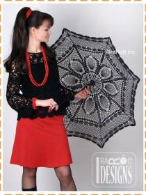 Goth stule umbrella