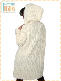 cable knit coat2