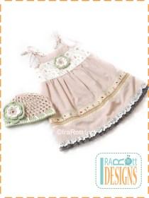 crochet bodice dress3