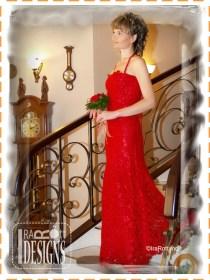 crochet wedding dress3