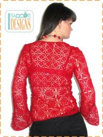 lace crochet blouse2