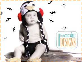 penguin baby set