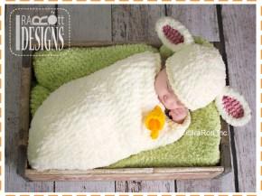 lamb baby set