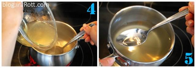 gelatine stiffening 2