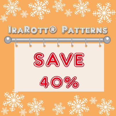 Black Friday to Cyber Monday Crochet Pattern Specials