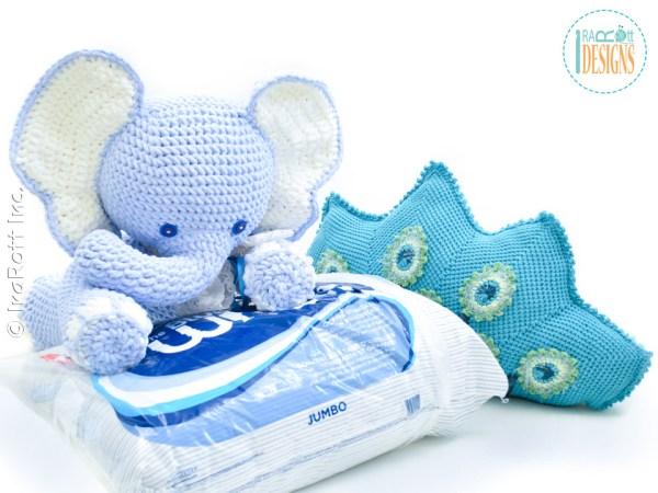 Fiberfill For Big Amigurumi And Crochet Pillows by IraRott