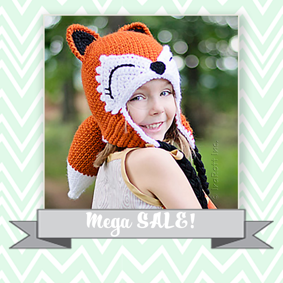 Mega Sale - IraRott Crochet Patterns
