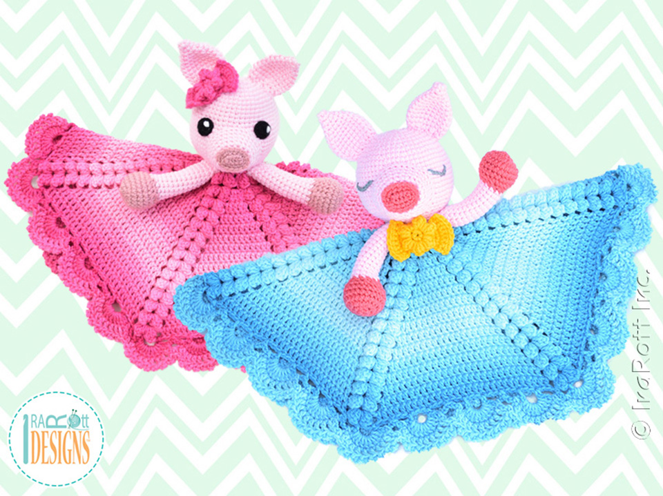 Pinky The Piggy Pattern Collection