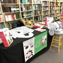 Book Signing by Ira Rott in Coles Chatham ON Canada