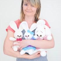 Sunny The Chubby Little Bunny Crochet Pattern By IraRott