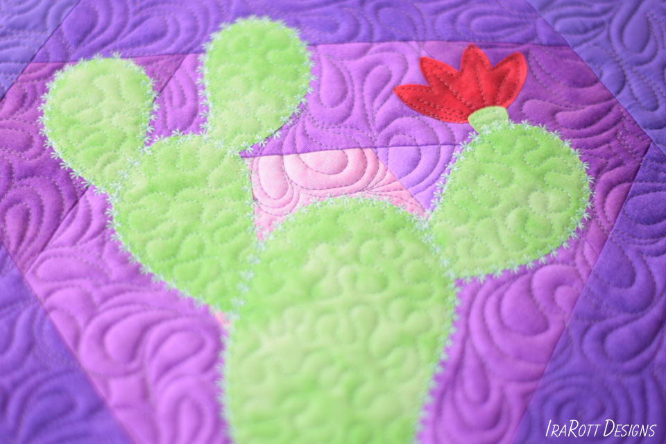 Hexi Cactus Placemats