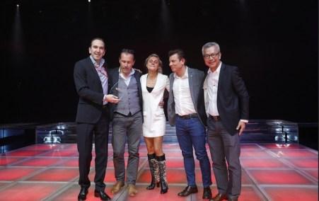 Destree emea award