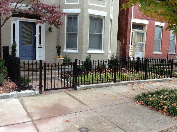 Iron Fence Testimonial Richmond Va