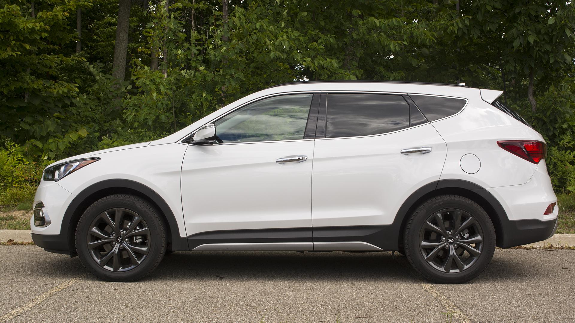 2017 Hyundai Santa Fe Sport Iseecarscom