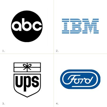 logos by paul rand